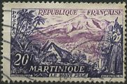 La Martinique, le Mont Pelé