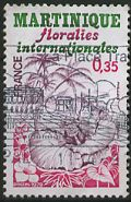 Martinique, Floralies internationales