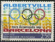 Pays Olympiques 1992 Albertville - Barcelone