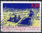 La bibliothèque nationale de France (BNF)