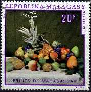 fruits de Madagascar